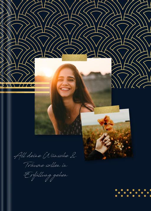 Zum 18 fotobuch Geburtstagsbuch erstellen